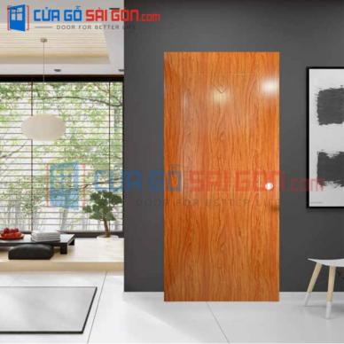 Cửa nhựa vân gỗ là gì? Không gian tuyệt đẹp với cửa nhựa vân gỗ